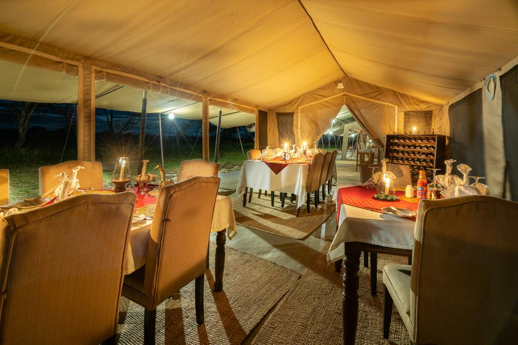 Sametu camp Serengeti